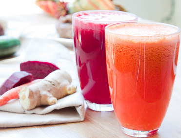 Delicious Orange, Carrot & Beet Juice to Start your Day!